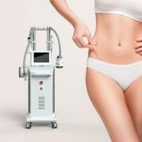 Buy cheap vacuun roller body shaping facial lifting Radio frequency lpg machine for slimming from wholesalers