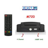 Buy cheap Mobile 1080P Car DVR / 3G , 4G ,  WIFI ,  GPS vehicle dvr camera system Security from wholesalers