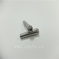Buy cheap Spindle Collet 40508518  0.001mm Router Chuck 50-60HRC Taper 12 Dia 7.7/10.5mm Length 41.8mm product
