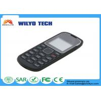 Buy cheap 1.8 inch Black Qwerty Keyboard Features Phone Non OS Mp3 Bar Phone from wholesalers