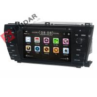 Buy cheap Left Hand Driving Toyota DVD GPS Navigation For Toyota Corolla 2014 Navigation System from wholesalers