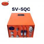 Buy cheap Smart Portable SV-5QC Portable Automotive Engine 5 Flue Gas Analyzer from wholesalers