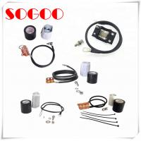 Buy cheap Feeder Buckle Universal Grounding Kit With 3M Weatherproof Tape For 7/8'' Cable from wholesalers