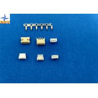 Buy cheap 1.50mm Pitch Wire To Board Connectors For JST ZH Connector Replacement PCB Connector from wholesalers