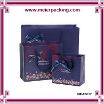 Buy cheap Cosmetic Paper Packaging Bag/Apparel Gfit Bag/Shoe Paper Bag ME-BG017 from wholesalers