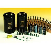 China Radial Laed Type Electrolytic Capacitors for electronic on sale