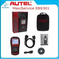 Buy cheap Original Autel MaxiService EBS301 Electronic Brake Service Tool OBDII/EOBD Brakes Setting Scanner Update Online from wholesalers