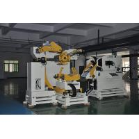 Buy cheap Three - In - One Sheet Metal Feeder Punching Machine Stamping Automation from wholesalers
