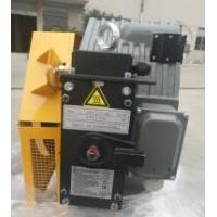 Buy cheap 3.3kw  4.0kw Torin Gearless Elevator Traction Machine Blue Or Gray 1.0m/S IP 41 from wholesalers