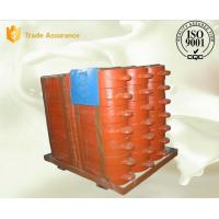 Buy cheap High Maganese Steel Mill Liners Raw Casting Grinding Media ZGMn13 Water Quenching product