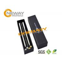 Buy cheap Business Pen Set Paper Gift Packing Boxes / USB Pen Drive Small Gift Box from wholesalers