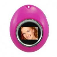 Buy cheap Egg shape mini digital photo frame battery rechargeable  USB port  with Calendar set from wholesalers
