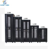 Buy cheap Waterproof Network Server Racks And Cabinets Classic Model Easy Installation from wholesalers