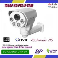 Buy cheap 2015 NEW product ONVIF CCTV Mini camera 10X Optical PTZ IP camera from wholesalers