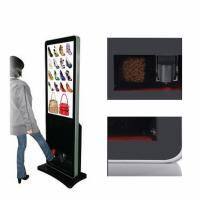 Buy cheap Indoor Hotel Information Kiosk , 43 Inch Shopping Mall Digital Display Totem product