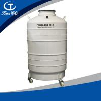 Buy cheap TianChi liquid nitrogen storage container 100L in Guatemala from wholesalers