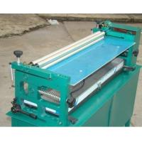 Buy cheap Easy Operation Glue Applicator Machine , Total 3KW Industrial Glue Spreader product