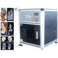 Rapid Scanner 3D Laser Glass Engraving Machine Mini Structure 532 nm Laser Wavelength