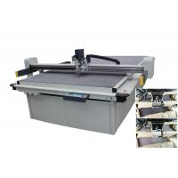 Buy cheap Safety Carpet Making Machine Low - Layer Cutting System Saves Time And Money from wholesalers