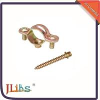 Buy cheap Custom Repair Heating M6 Quick Release Pipe Clamp , Quick Release Hose Clamp from wholesalers