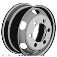 Buy cheap Steel Truck Wheel Rims 17.5X5.25 from wholesalers