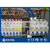 Buy cheap PDU Power Distribution Box , Electrical Distribution Unit For Outdoor Network Enclosure from wholesalers