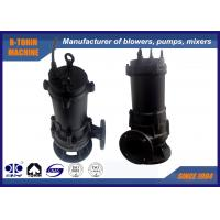 Buy cheap 7.5KW Submersible wastewater pumps for fish pond , farm irrigation from wholesalers