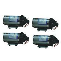 Buy cheap Diesel Fuel Diaphragm Vacuum Pump , Small Electric Vacuum Pump Built - In Pressure Switch from wholesalers
