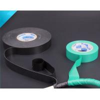 Buy cheap 30cm High Voltage Self Fusing Rubber Tape , Black Rubber Insulation Tape from wholesalers