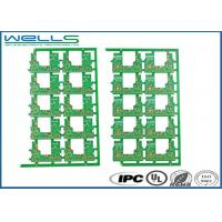 Buy cheap Aluminum Pcb Printed Circuit Board 2 Layers Single Side 1OZ Copper 1.2MM Thickness from wholesalers