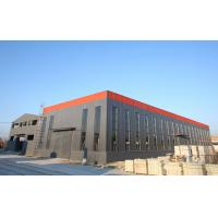 Buy cheap Steel Structure Workshop with Pre-Engineered Turnkey Solution from wholesalers