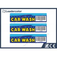 Buy cheap Car Wash RFID Windshield Tag Label 860 MHz - 960 MHz Alien Higgs 4 from wholesalers
