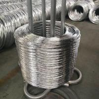Buy cheap Galvanized Wire for Making Bucket Handle from wholesalers