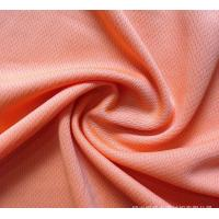 Buy cheap Tricot Polyester Sports Fabric Yarn Dyed Pattern Waterproof High Strength product