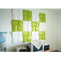 Buy cheap Kitchen / Bathroom PVC 3D Wall Board Modern Home Decorative Wall Paneling 3D Effect product