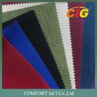 Buy cheap Different Density PVC Artificial Leather With PVC / PU Coated Oxford Fabric product
