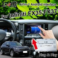 Buy cheap Plug and Play Android Auto Interface for Infiniti FX35 QX70 QX80 support ADAS , Auto Play , Rearview Camera from wholesalers