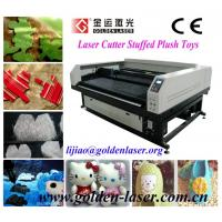 Buy cheap Two Heads CO2 Laser Cutting Machine Plush Toys from wholesalers
