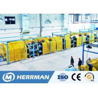 Buy cheap High Efficiency OPGW Cable Stranding Machine 70r / Min Rotating Speed product
