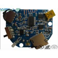Buy cheap SMT Aluminum PCB Circuit Boards Assembly Fabrication 4 layers HASL Lead Free from wholesalers