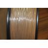 Buy cheap Gold 3mm PLA Filament 3D Printing / 3D Printer PLA Filament from wholesalers