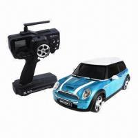 Buy cheap Racer Radio-controlled Toy with 2.4GHz Transmitter from wholesalers