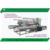 Buy cheap H Frame Dielectric High Frequency Sealing Machine Compressed Air Supply 27.12 Mhz product