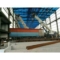 Galvanised Steel Water Tank, ISO9001 PE Sheet Water Storage TanksFor Industrial Water
