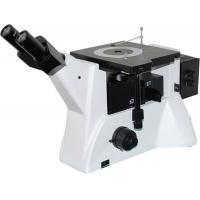 Buy cheap Industrial Inverted Metallurgical Microscope For Bright Field / Dark Field DIC from wholesalers