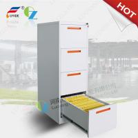 Buy cheap Office vertical filing storage cabinet/metal drawer file cabinet with 4 drawer from wholesalers