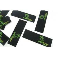 Buy cheap high quality No MOQ direct factory cheap wholesale hot sale new custom damask woven labels from wholesalers