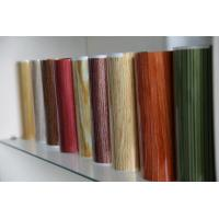Buy cheap wood color finishing aluminium for door threshold bar from wholesalers