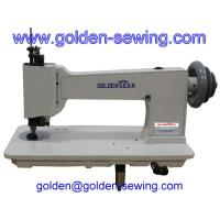 Buy cheap handle operated chainstitch embroidery sewing machine from wholesalers