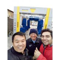 Buy cheap High Pressure Injection Tunnel Car Wash Equipment Clean More Effectively from wholesalers